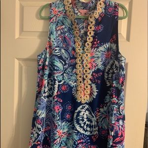 Women's Lilly Pulitzer shift dress
